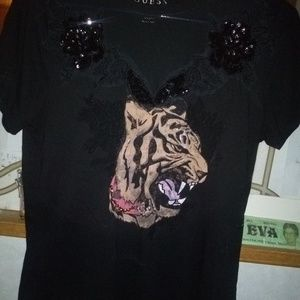 Small Guess Black top